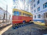 Трамвай КТМ-1