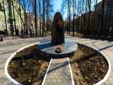 Памятник сотрудникам МВД